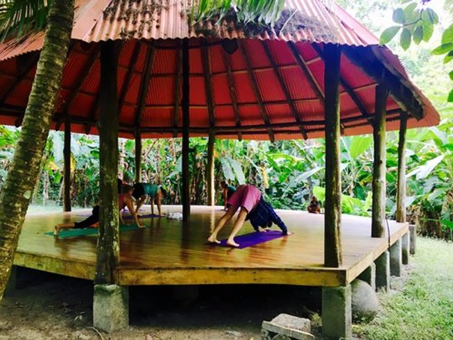 7 Days Tropical Meditation and Yoga Retreat in Malpais, Costa Rica