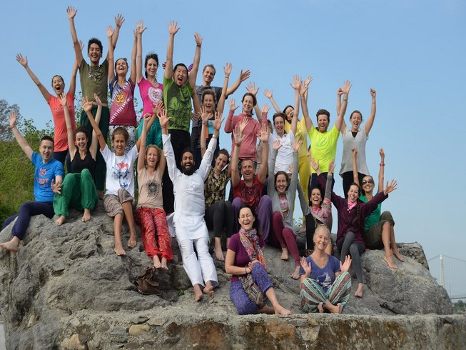 27 Days 200-Hour Meditation and Ashtanga Yoga Teacher Training in India