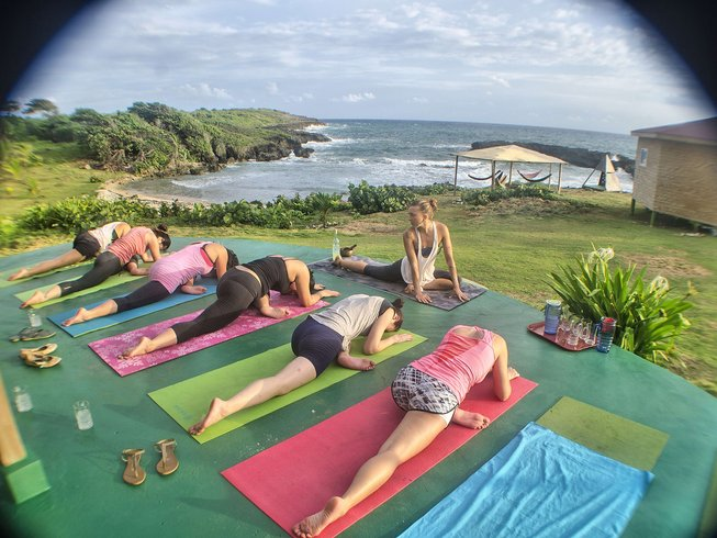 7 Days Relax and Reconnect with Nature Yoga Retreat in Jamaica
