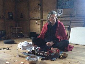 4 Day Ancestral Healing Autumn Spiritual Yoga Retreat in Hortunas, Valencia