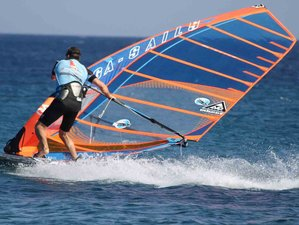 7 Days SUP and Windsurf Camp in Kardamena, Greece