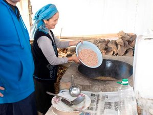 8 Day Culinary Cultural Tour in Kyrgyzstan