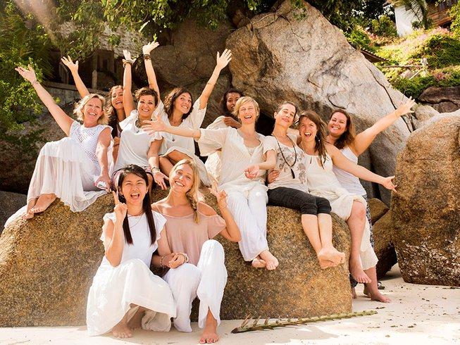 28 Days 200hr Women's Ashtanga Vinyasa YTT in Thailand