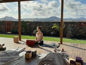 8 Day Yoga and Massages Holiday in La Oliva, Fuerteventura