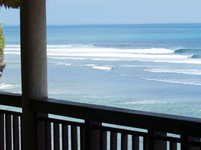 7 Days Surf Camp in Bali