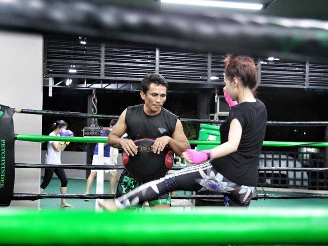 1 Week Muay Thai Training for Beginners in Thailand