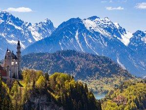 3 Tage Winter Yoga Ski Retreat in Schwangau/Füssen, Deutschland