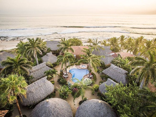 8 Days New Year's Beach Meditation and Yoga Retreat in Mexico
