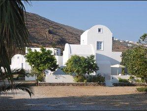 8 Tage Yoga Retreat auf Santorin, Griechenland