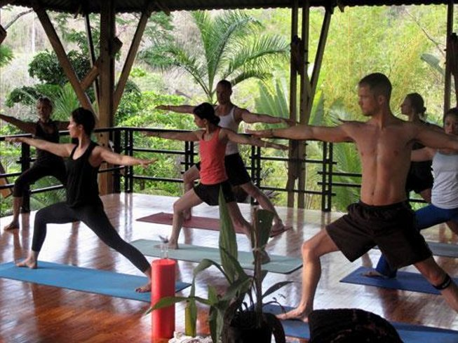 7 Days Yoga Retreat in Costa Rica