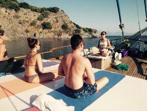 8 jours en croisière de yoga et méditation dans la Baie de Kotor, Montenegro