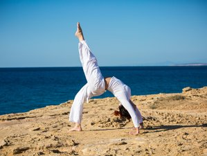 8 jours en stage de yoga et de méditation à Ayia Napa, Chypre