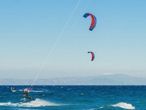 7 Days Beginner Kite Surf Camp Rhodes, Greece