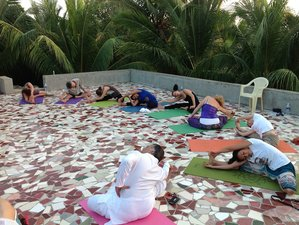 30 Days 500-Hour Yoga Teacher Training in India