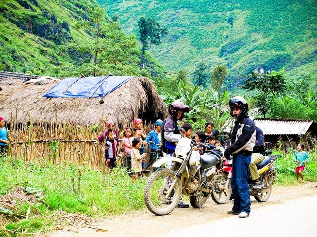 12 Days Amazing Vietnam Motorbike Tour