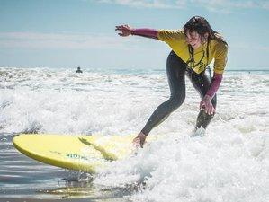 8 Day Beginner's Surf Camp in Tamraght, Agadir-Ida Ou Tanane