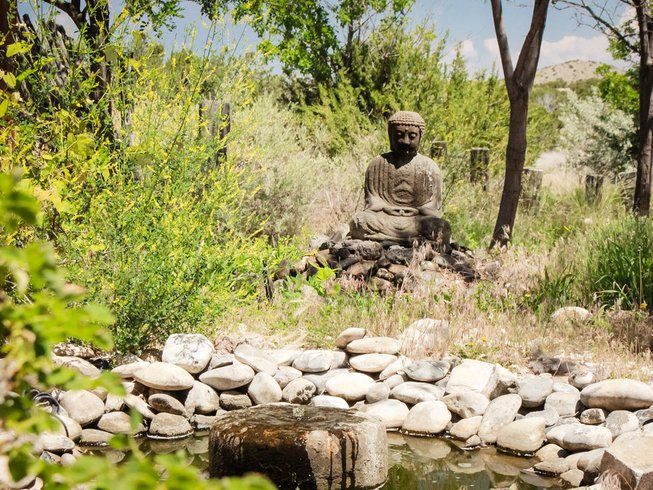 6 Days the Unhindered Spirit Yoga Retreat in New Mexico, USA