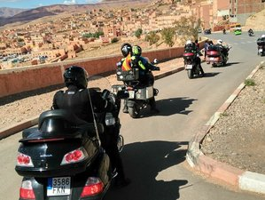 14 Day Guided Motorcycle Adventure Tour in Morocco