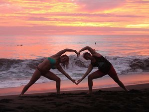 8 Days New Year's Rocking Yoga Retreat in Playa Hermosa, Costa Rica