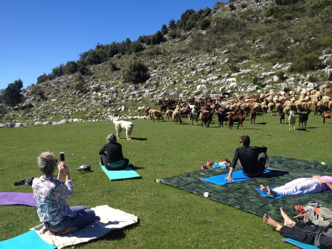 9 Days Culinary Vacation, Hiking and Yoga Retreat in the South of France