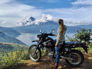 3 Day Guatemala Guided Motorcycle Tour Around Lake Atitlan and Its Villages