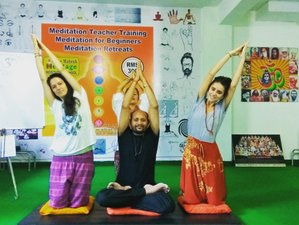 15 jours en retraite de méditation à Rishikesh, Inde