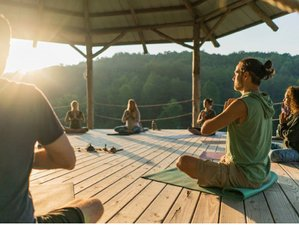 8 Day Discover Your Practice 100-hour Intensive Yoga Teacher Training and Retreat in Tennessee
