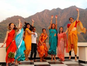 7 Day Yoga and Meditation Retreat in Rishikesh
