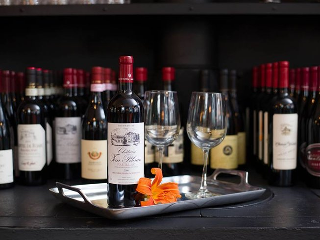 2 Days Food and Wine Tasting in USA