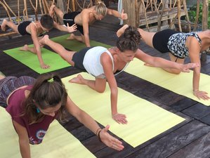 28 Days 300-Hour Therapeutic Essentials Yoga Teacher Training in Las Peñitas, Nicaragua