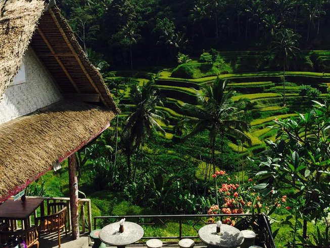 6 días retiro de yoga fitness en Bali