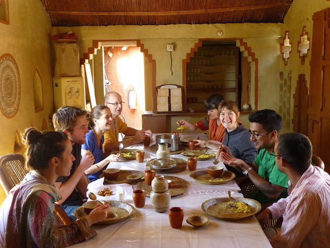 7 Days Cooking Holiday in India