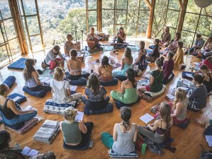 15 Days 100-Hour Sound Ceremony Yoga Teacher Training in San Marcos La Laguna, Guatemala
