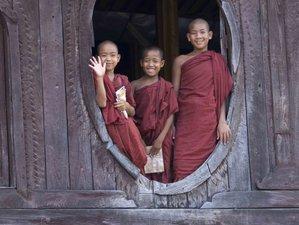7 Days Yoga Wellness Retreat in Myanmar