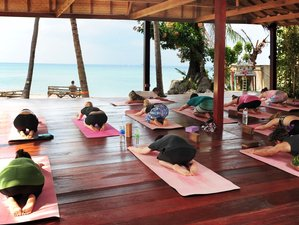 29 Days Ayurvedic Juice Detox and Yoga Retreat in Koh Phangan, Thailand