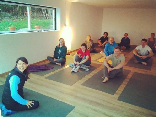 8 Days Surf and Yoga Retreat in Sintra, Portugal