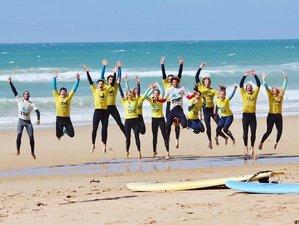 8 Tage Surf und Yoga Urlaub in Praia da Luz, Portugal