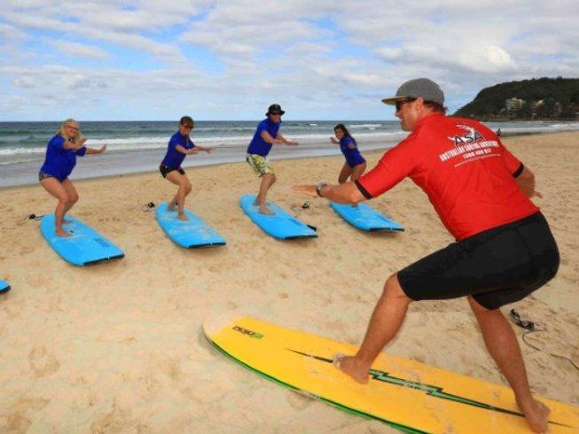 7 Days Gold Coast Surf and Yoga Retreat Australia