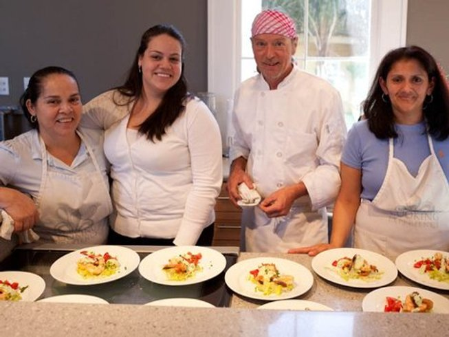 6 Days Cooking Vacations New Orleans