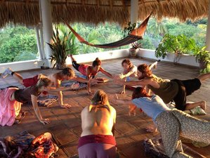 7 Days Detox and Yoga Retreat in Puerto Escondido