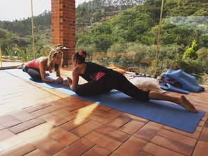 8 Days Women Meditation and Yoga Retreat in Portugal