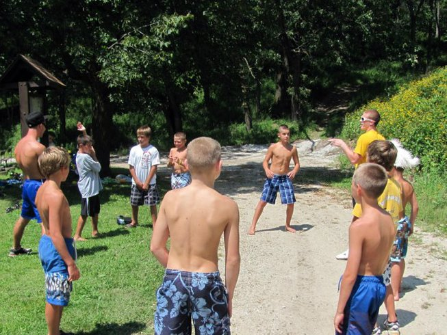 5 Days Summer Intensive Teen Wrestling Camp in Iowa, USA