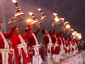 8 Tage Yoga und Meditation Retreat IYMS in Rishikesh, Indien