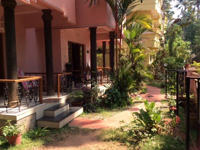 7 Days Ayurveda, Meditation and Yoga Retreat in Varkala, India