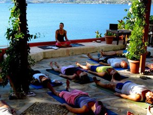 8 Days DharmaKaya Yoga & Meze retreat with Cherryl Duncan, Greece