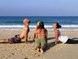 7 días de yoga y navegación rumbo a Costa Brava