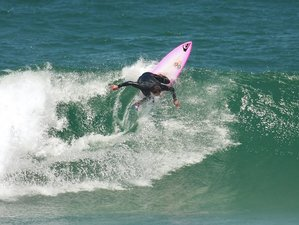 8 Day Adult Surf Camp in Playa de Somo, Cantabria, Spain