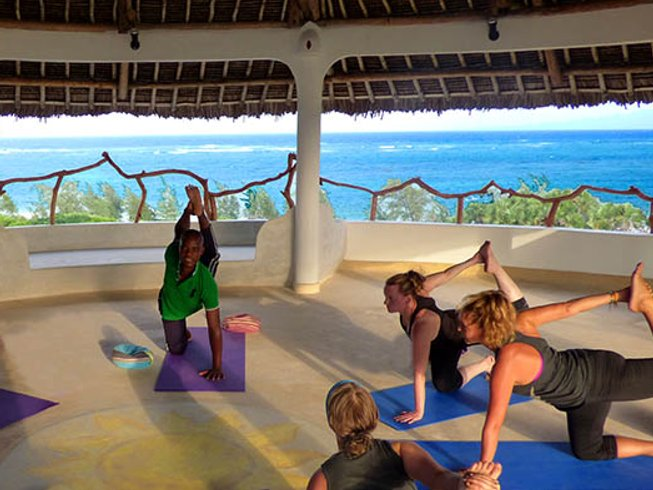 5 Days Full Moon, Full Power Yoga Retreat in Kenya