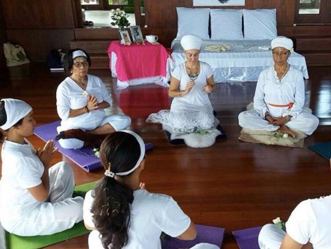 9 Tage Yoga Retreat auf Bali, Indonesien