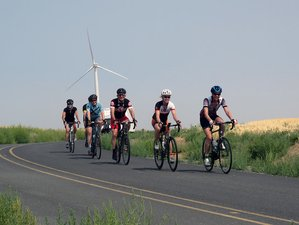 3 Day Paved Paradise Cycling Holiday in Heppner, Oregon